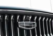出口大涨96% 吉利汽车公布四月销量