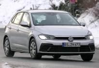 海外新车 2021款大众Polo升级款发布