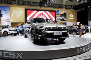 武汉首秀|东风雪铁龙凡尔赛C5 X,强势登陆华中国际车展
