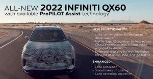 造型更加精致,英菲尼迪全新QX60了解下