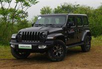 Jeep最强越野 油耗2.8L的牧马人你见过没?