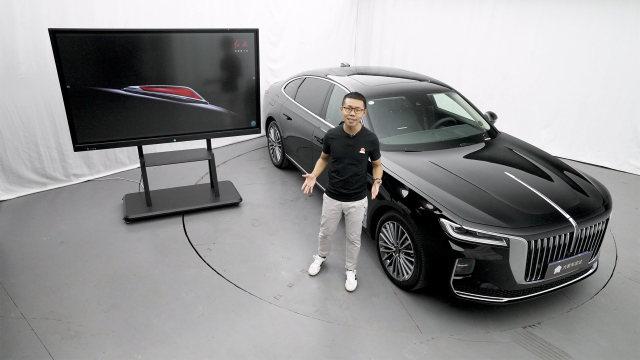 YYP分享红旗H9设计,做最有气场的中国车,只有它能行