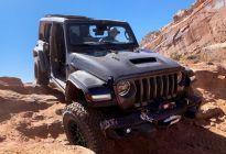 Jeep发布牧马人Xtreme Recon性能包