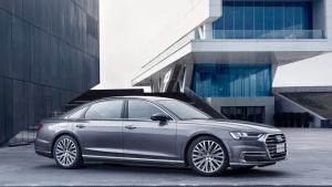 奥迪A8L购车手册:高配车型依旧优势不大,预定入门版即可