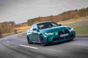 新BMW M3及新BMW M4双门轿跑车开启高性能进阶之旅
