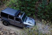 车顶车门都拆掉 Jeep牧马人推夏季专属改件