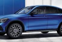 运动感拉满的奔驰GLC轿跑新增车型上市