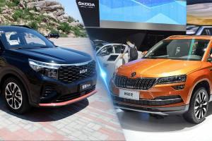 智跑Ace对比柯珞克,谁才是更值得选的合资紧凑级SUV?