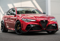 价格相同、趋向有别 阿尔法·罗密欧Giulia新款车型上市售158万元