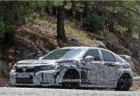 法拉利458同款排气,新思域TYPE R2022年发布