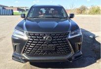21款雷克萨斯LX570加版豪华SUV国六现车配置