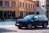 8月SUV销量TOP5,其中四款都是自主品牌!