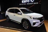 主打东南亚市场、采用7座布局 全新本田BR-V首发亮相