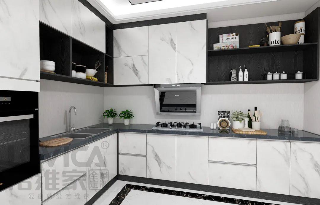 富达注册登录诺维家全屋定制:一个可以释放你生活灵感的厨房!!