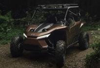 氢动力发动机  雷克萨斯ROV概念车亮相