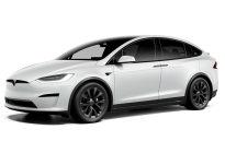 加了个仪表盘?新款Model X全新内饰实车海外交付